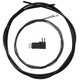 Shimano OPTISLICK Outer Brake Cable black